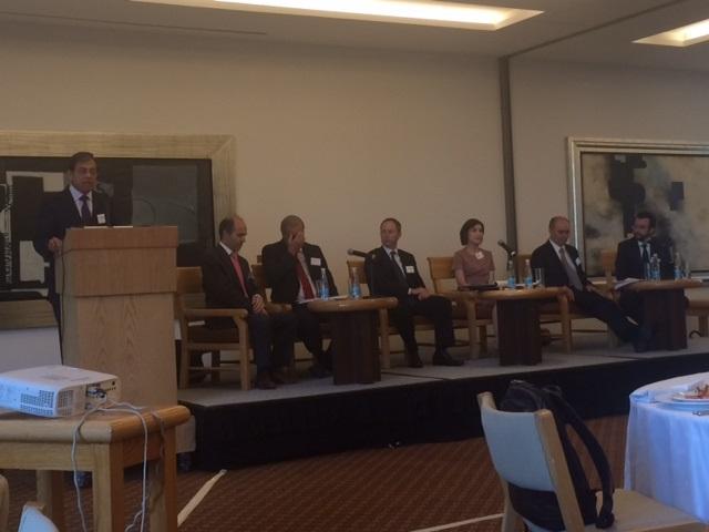 Panel de Abogados Laboralistas de Latinoamérica.  Organizado por Employment Law Alliance.