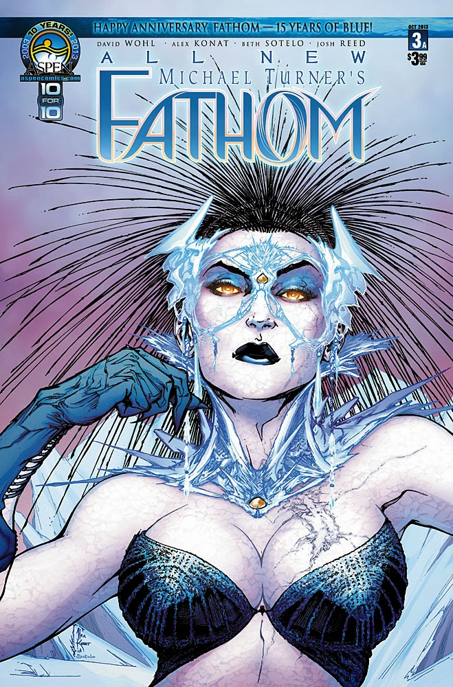 Preview: ALL NEW FATHOM #3