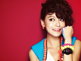SNSD Girls Generation Sooyoung (수영; スヨン) Wallpaper 3