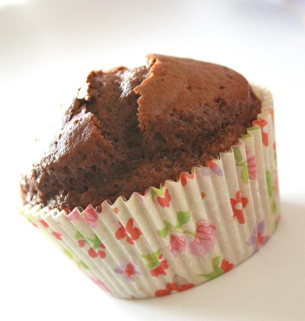 nesquik muffins