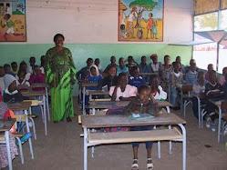 CP DE MADAME SARR EN CLASSE