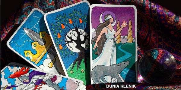 Tarot dan Misteri 'Nasib'