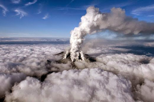 Jepun Naikkan Paras Amaran Gunung Berapi Hakone