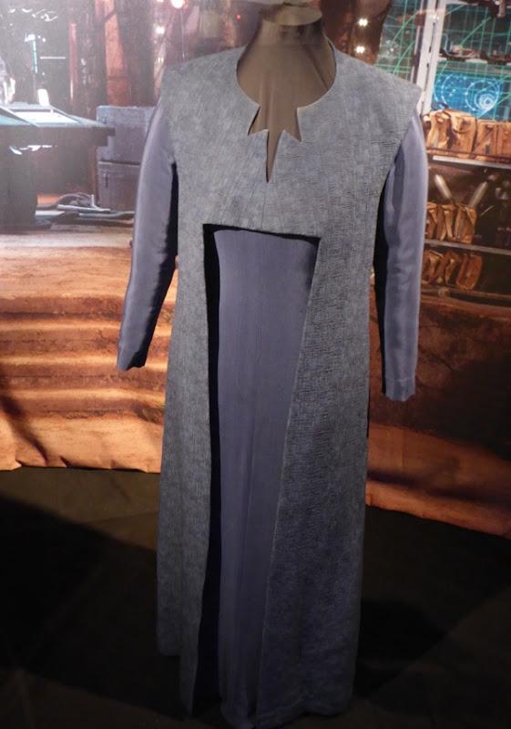 Star Wars Force Awakens Leia Organa costume