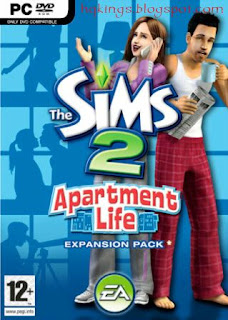 The Sims 2 Apartment Life PC Game Download