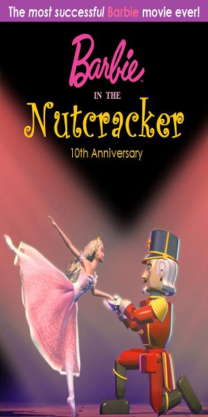 Watch Barbie In The Nutcracker 2001 Full Movie Online: Barbie In The Nutcracker (2001)-Barbie Movies