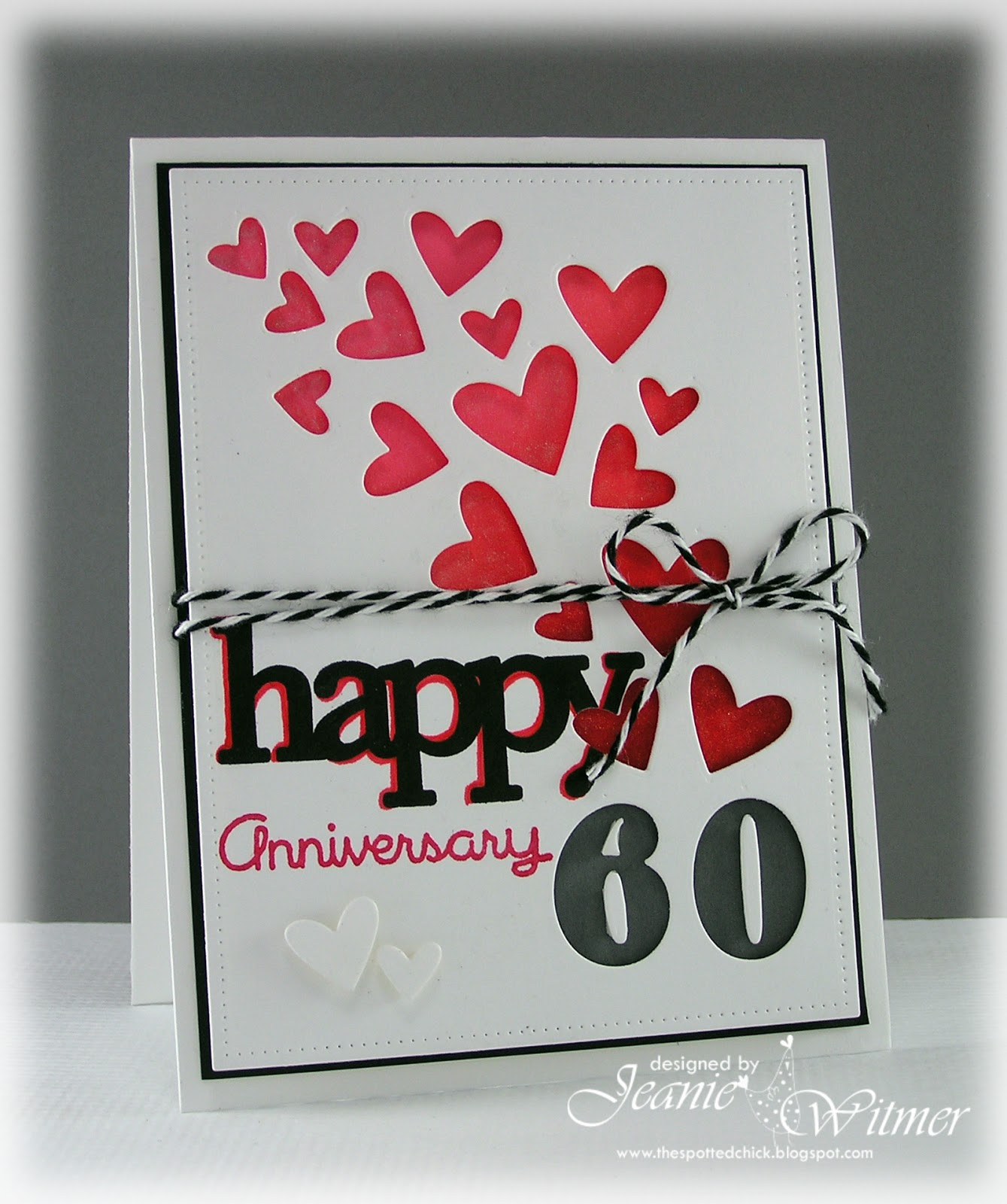 The spotted chick happy 60th anniversary mom dad happy 60th anniversary mom dad m4hsunfo
