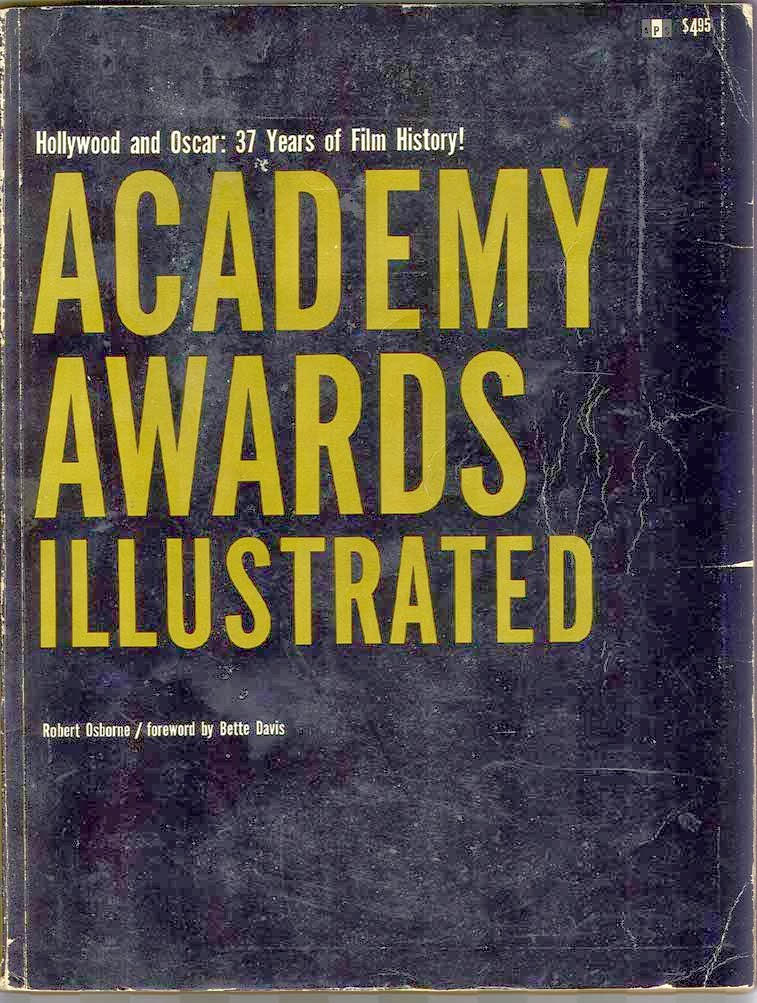 Academy Awards Illustrated 1965 Robert Osborne