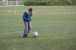 Orli, Just Breathe - Football and life (or - a lesson in frustration)