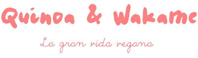 Quinoa&Wakame