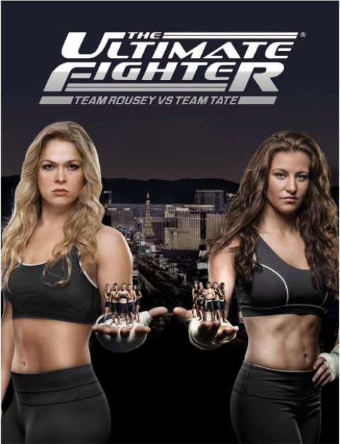 "Assista ""The Ultimate Fighter 18"" videos completos"