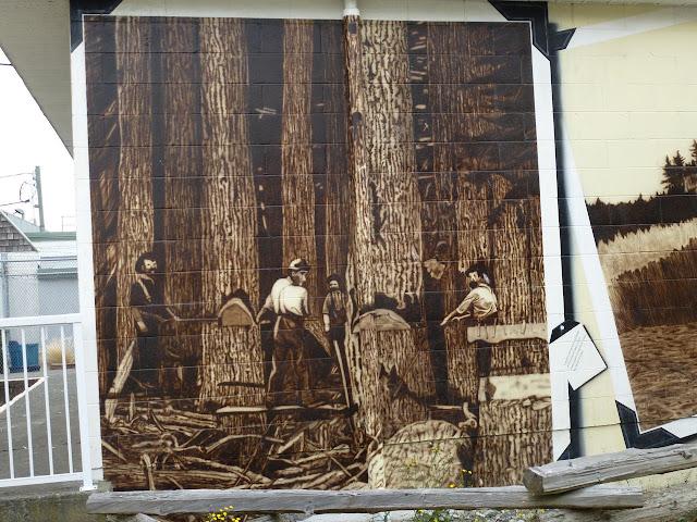 Loggers - Sooke Agriculture Historium