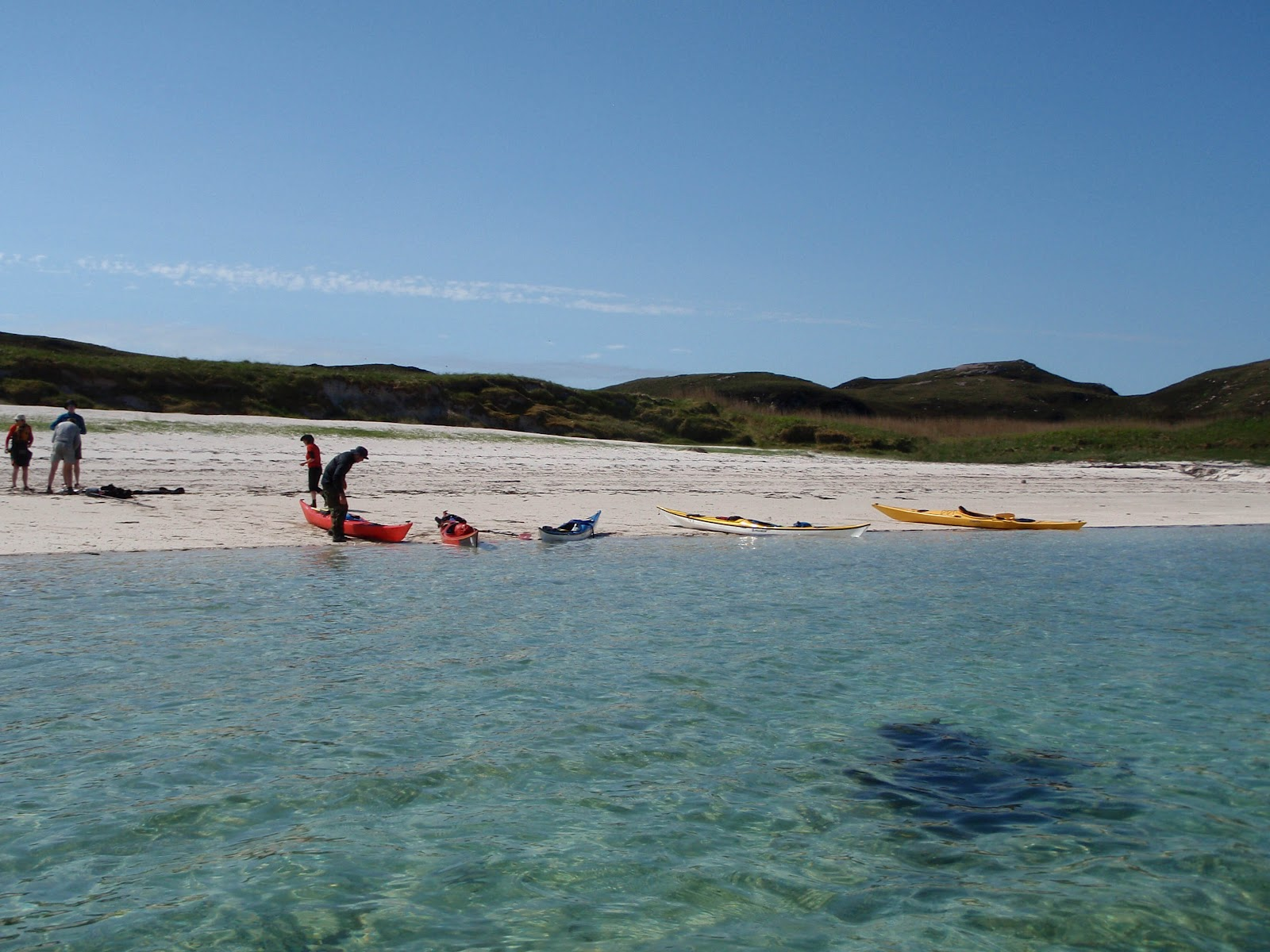 Mountain and Sea Scotland: Summer Isles afternoon