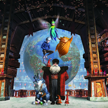 #7 Rise of The Guardians Wallpaper