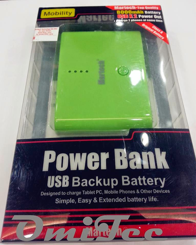 How to use martech power bank