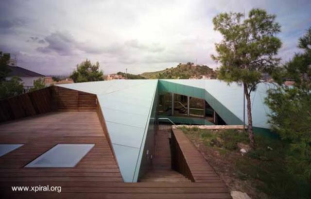 Vivienda de diseño estilo Contemporáneo en Murcia, España