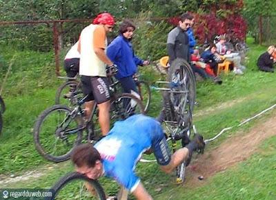 Images marrantes et incroyables Sport – Cyclisme v50