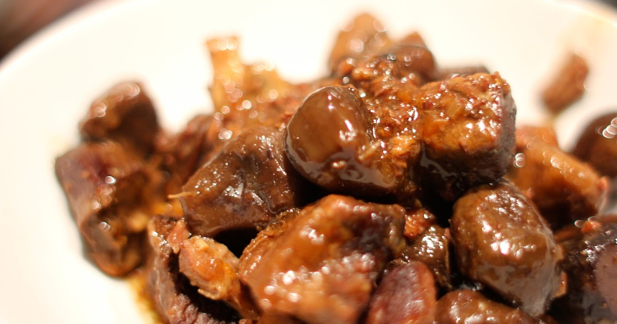 mamacook: Beef, Mushroom and Chestnut Stew for the Whole ...