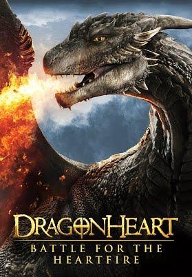 Coração de Dragão 4: A Batalha pelo Coração de Fogo Torrent – BluRay 720p/1080p Dual Áudio