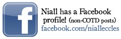Niall's Personal Facebook Profile