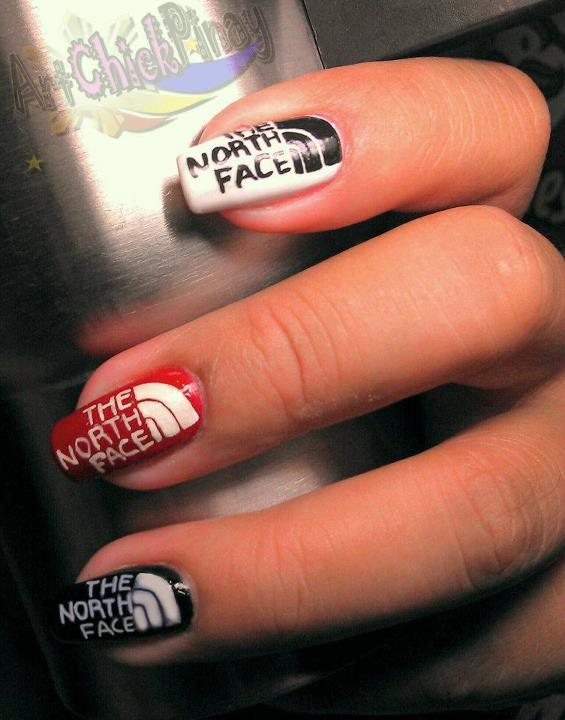 ArtChickPinay: My Top 5 Favorite Nail Art Designs (freehand nail art)