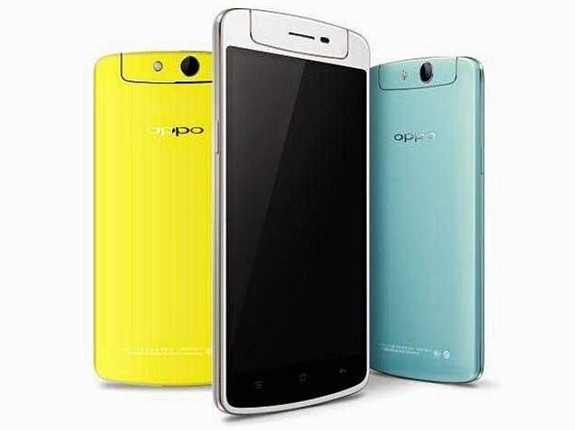 Oppo N1 Mini dan Oppo R3