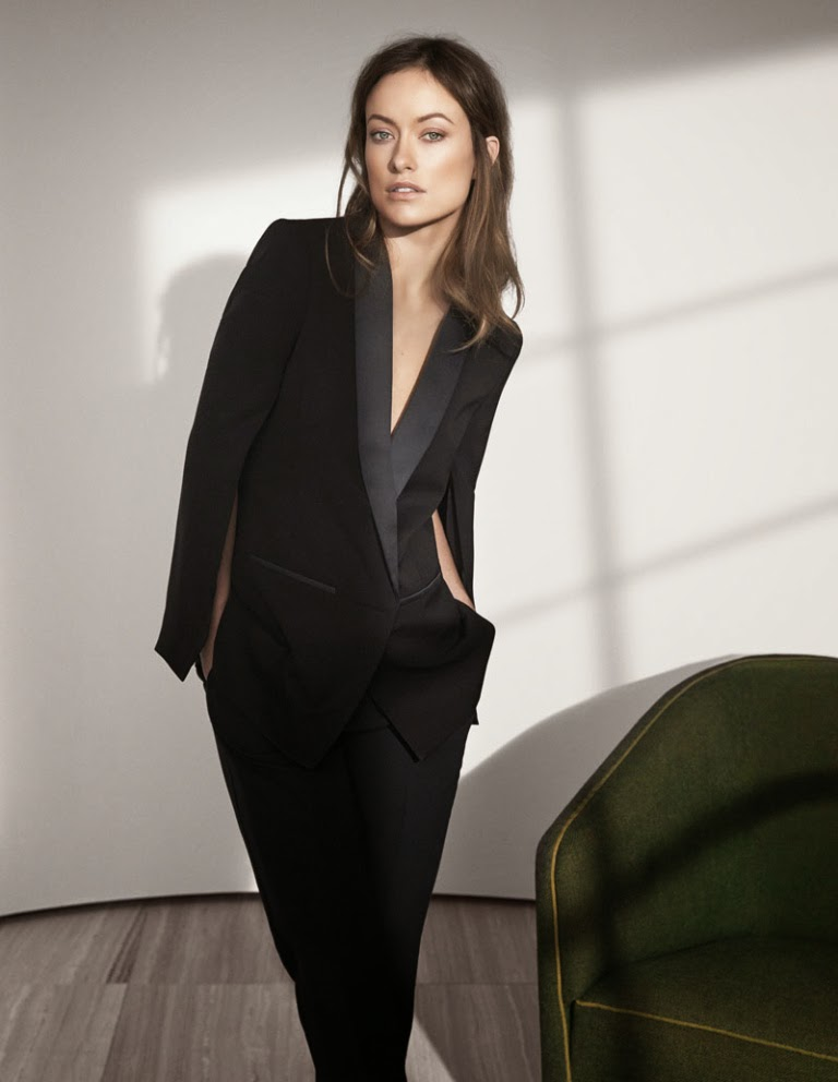 hm conscious collection 2015 olivia wilde hm primavera estate 2015 mariafelicia magno colorblock by felym mariafelicia magno fashion blogger blogger italiane di moda