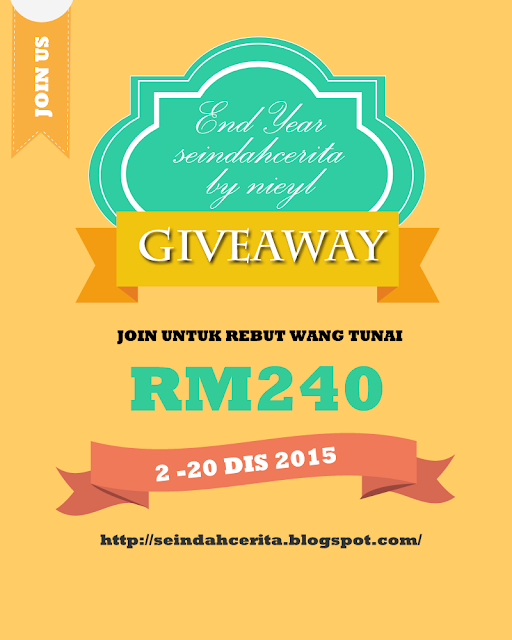 end year giveaway by seindahcerita