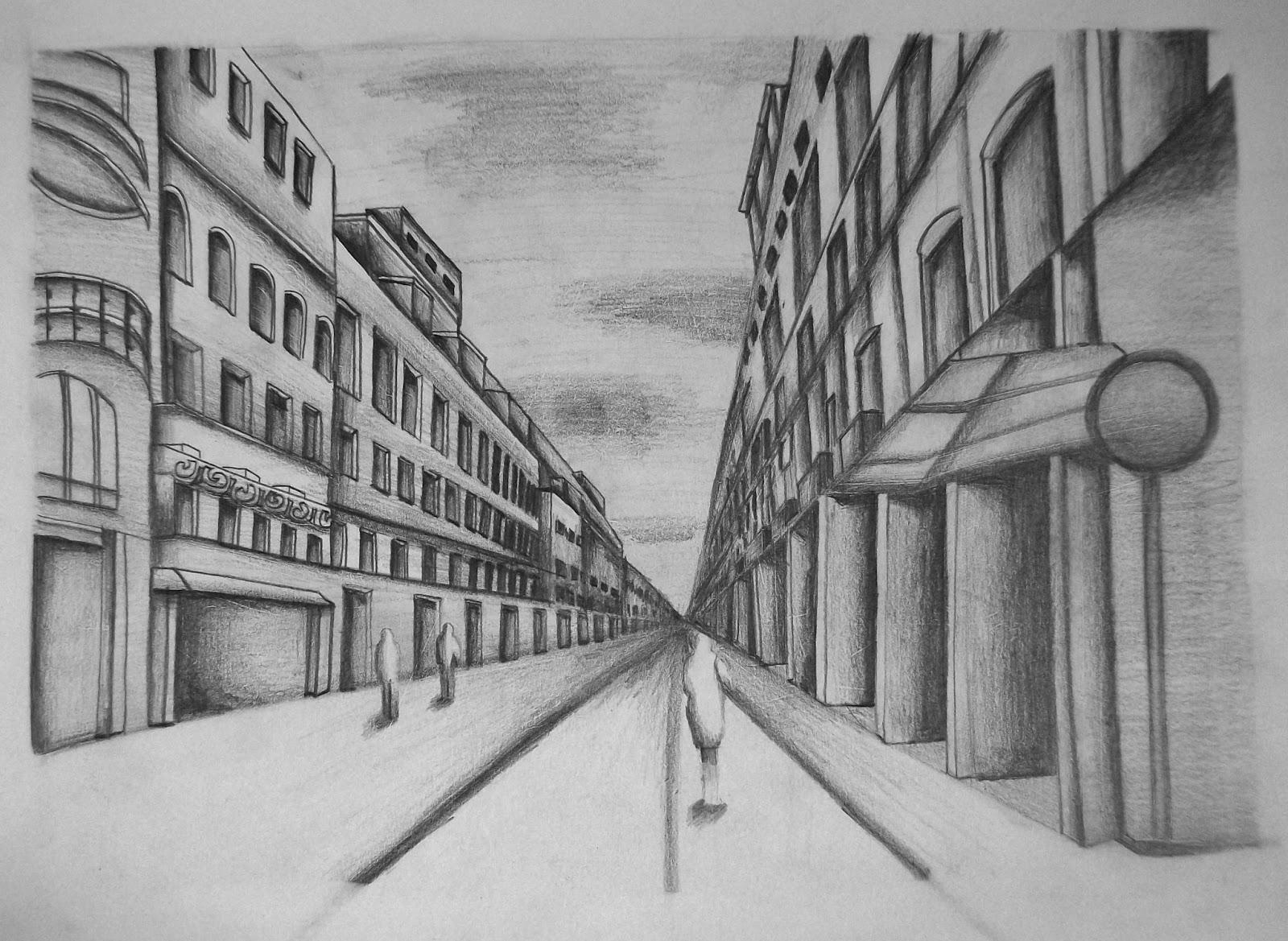 Arquitectura y dise o perspectiva y lapiz - Fotos de casas para dibujar ...