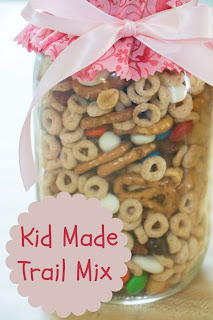 Kid Made Trail Mix