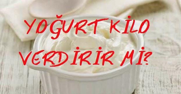 yoğurt zayıflatırmı