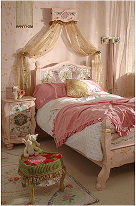 29 country young girls bedrooms room design ideas - Girls bedroom ideas a must have for one and all ...