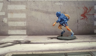 Zombicide Painted Zombie Runner Ipod