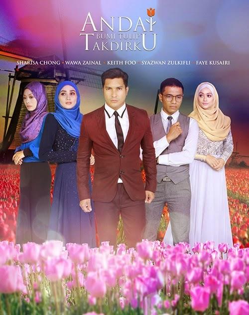 Sinopsis drama Andai Bumi Tulip Takdirku TV Alhijrah 114, review drama drama Andai Bumi Tulip Takdirku, pelakon dan gambar drama Andai Bumi Tulip Takdirku
