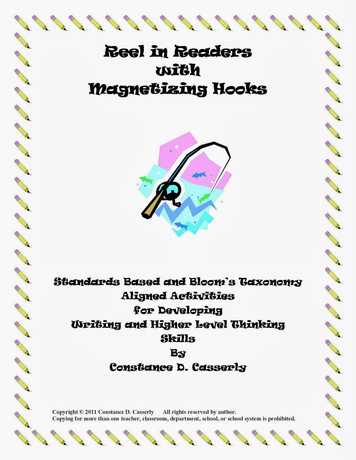 Activity: Writing: Reel in Readers with Magnetizing Hooks