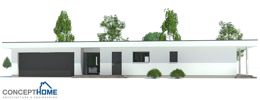 Contemporary house plans contemporary home ch169 for Concept home com