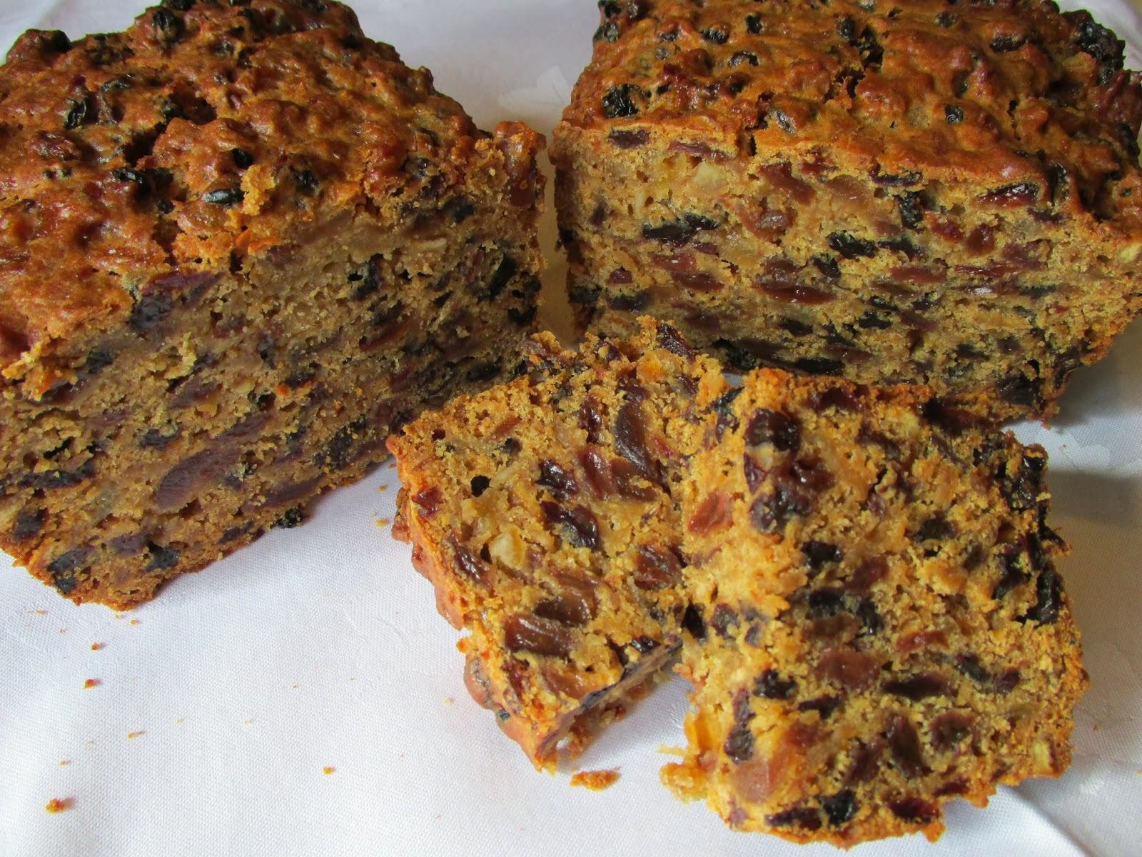 Fruit Cake Recipe Lb Loaf Tin