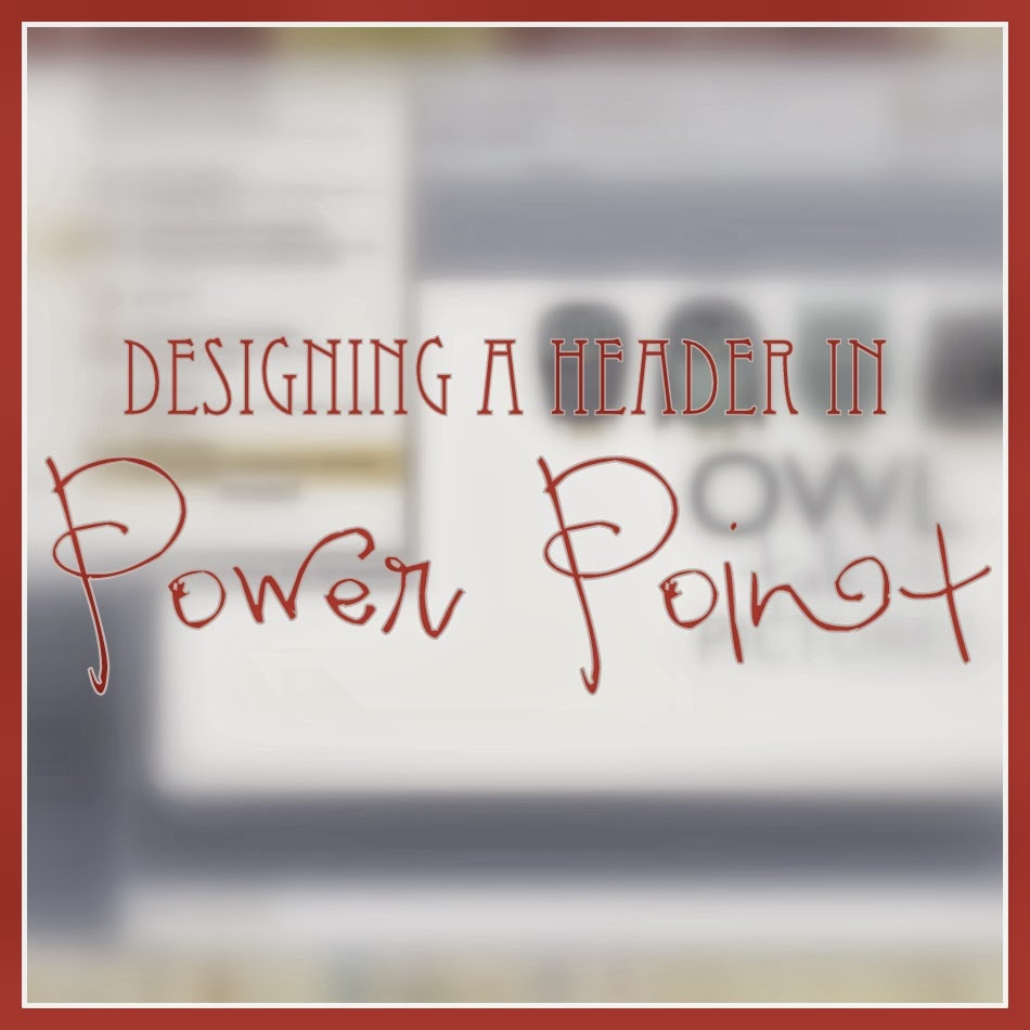 how to add headers in powerpoint