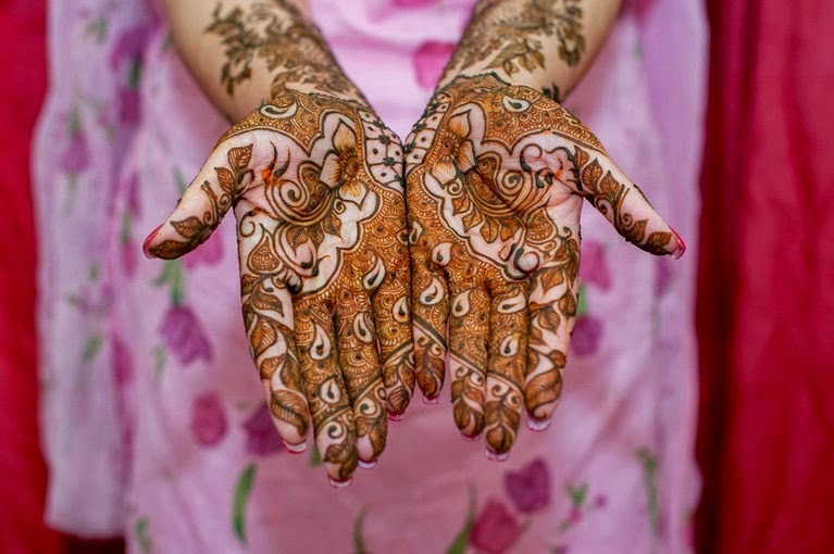 Latest Indian Bridal Mehndi Designs