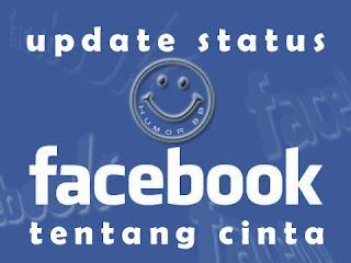 Update Status Cinta :: Update Status Facebook tentang Cinta