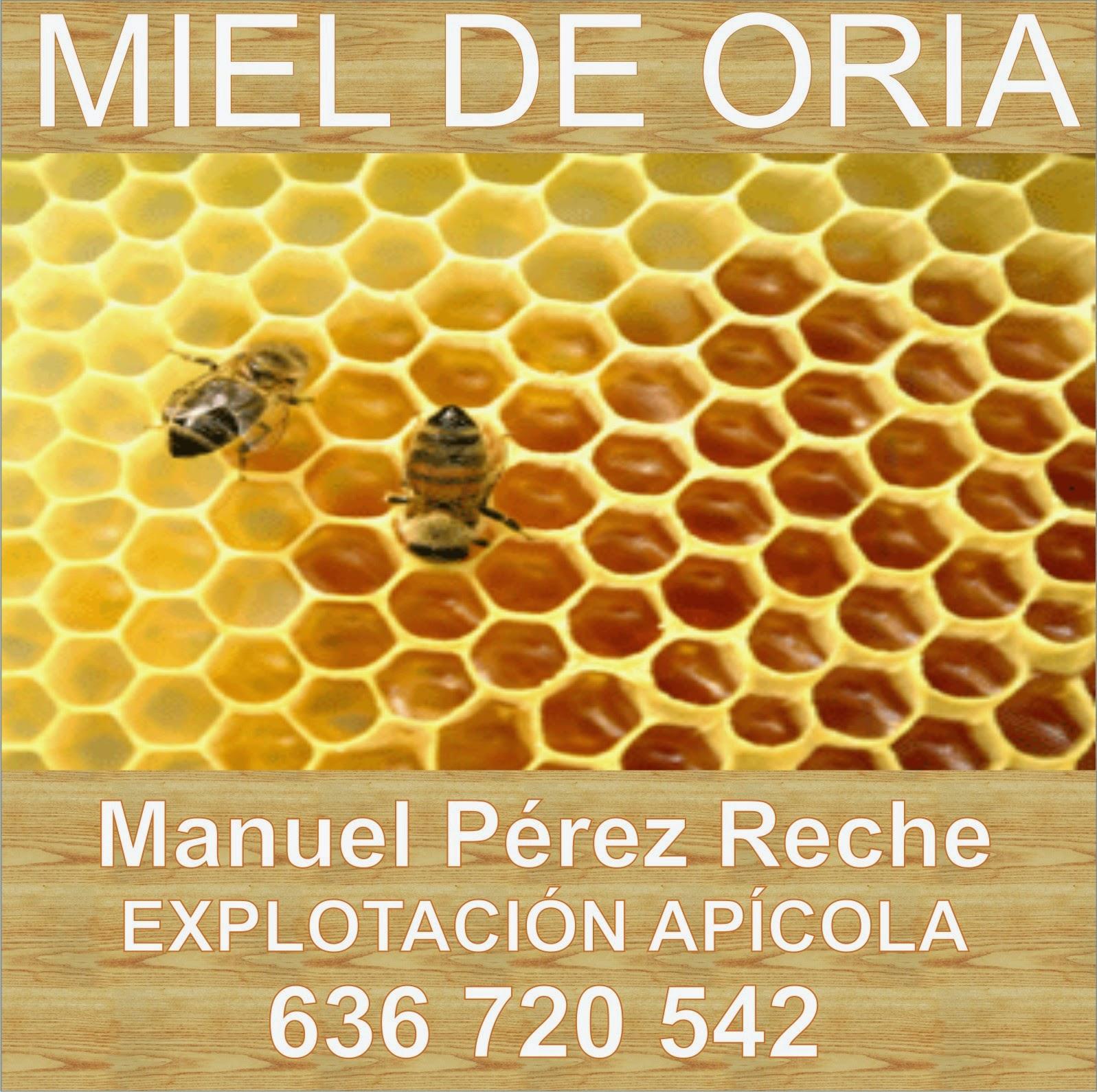Miel de Oria