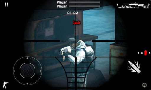 Modern Combat 2 screenshot