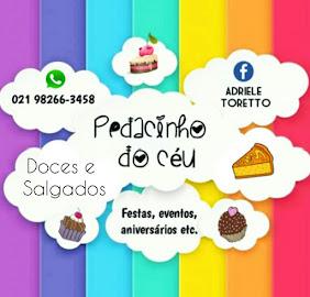 PEDACINHO DO CÉU - RIO DE JANEIRO
