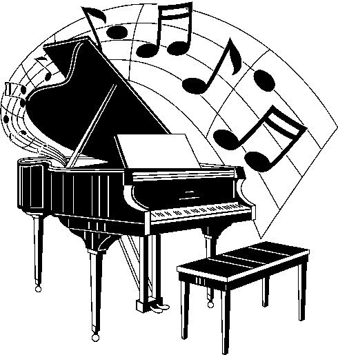 Image result for Piano Clip art