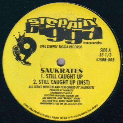 Saukrates – Still Caught Up (VLS) (1994) (192 kbps)