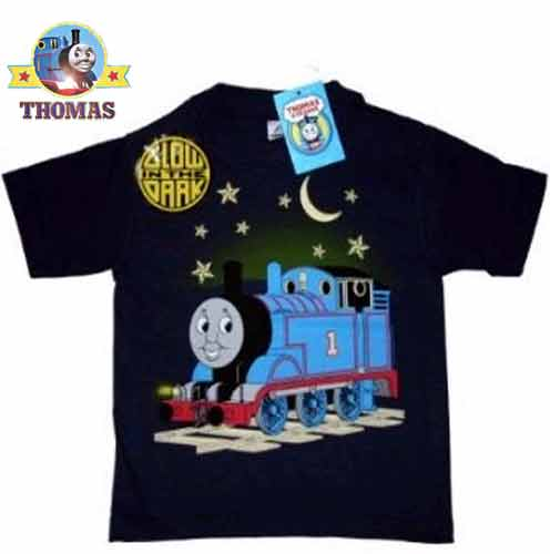 Thomas and friends glow in the dark shirts of boys Halloween Costume UV reactive paint outfit  sc 1 st  Thomas the tank engine Friends & Thomas And Friends Glow In The Dark Shirts For Boys Halloween ...