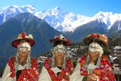 The Women of Kinnaur