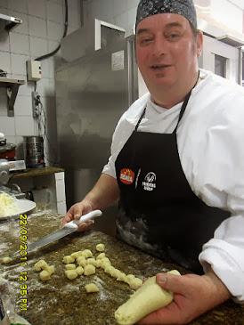 Aprenda a fazer Gnocchi com o Chef Paulinho Pecora