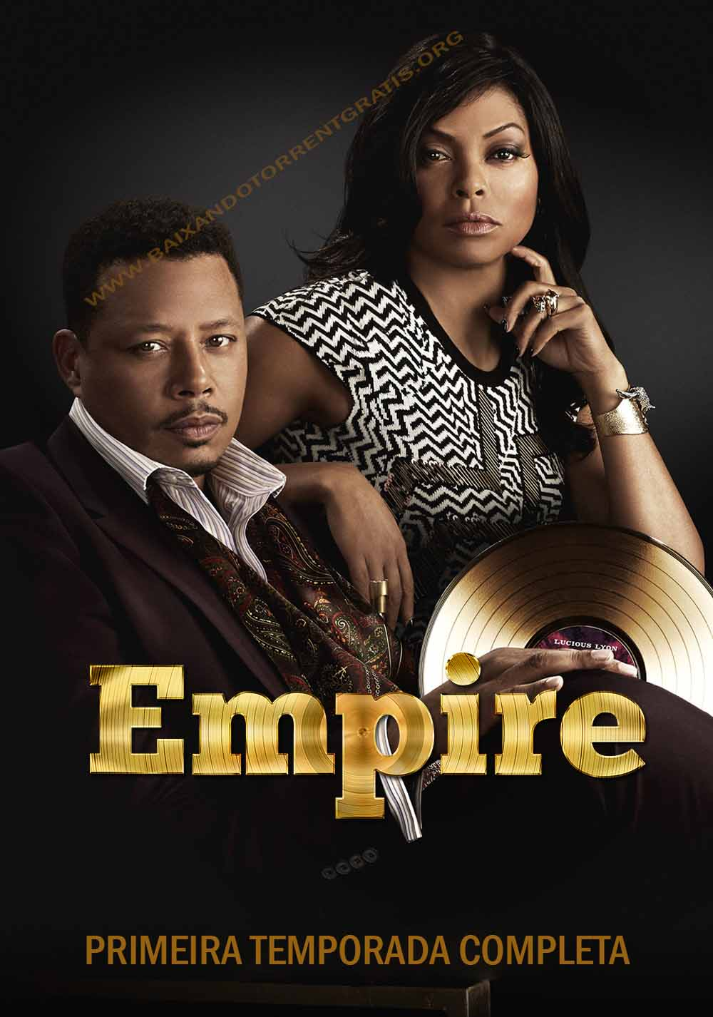 Empire 1ª Temporada Torrent - BluRay 720p Dual Áudio