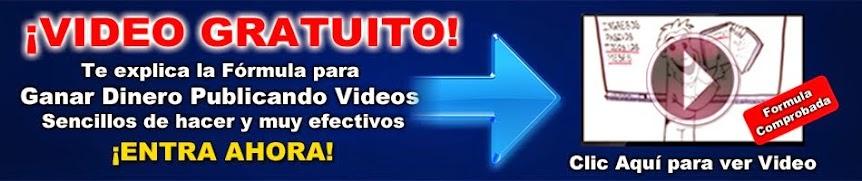 Gana Dinero con Videos